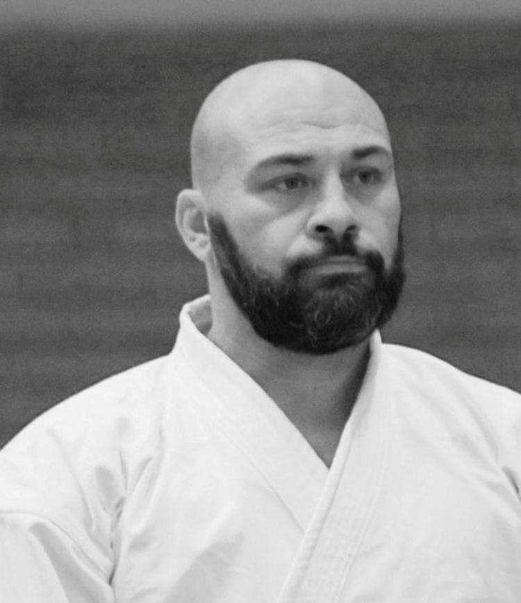 Maestro Karate: Andrea Mechi 4° Dan