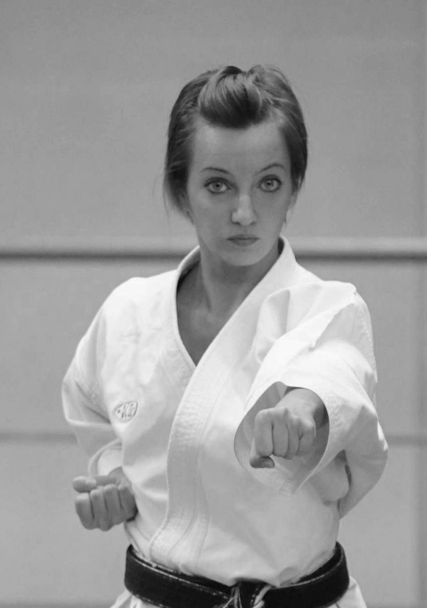 Allenatore Karate: Angela Piccini 3° Dan