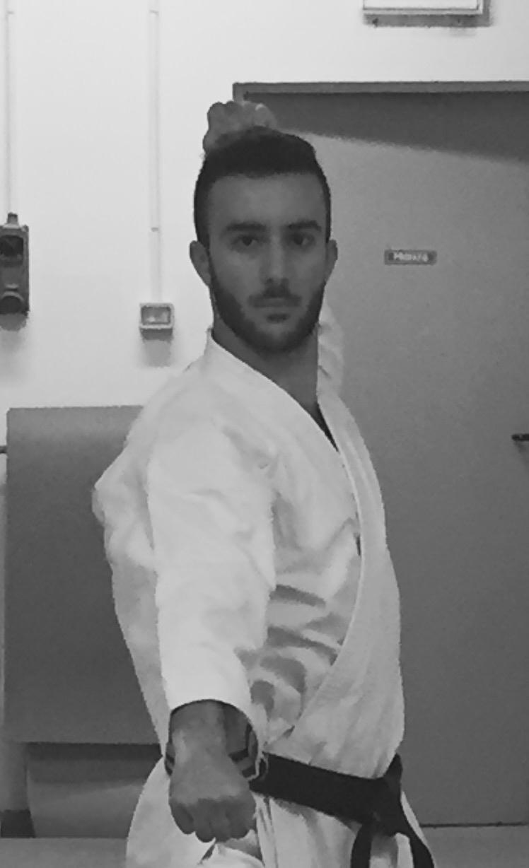 Allenatore Karate: Antonio De Luca 3° Dan