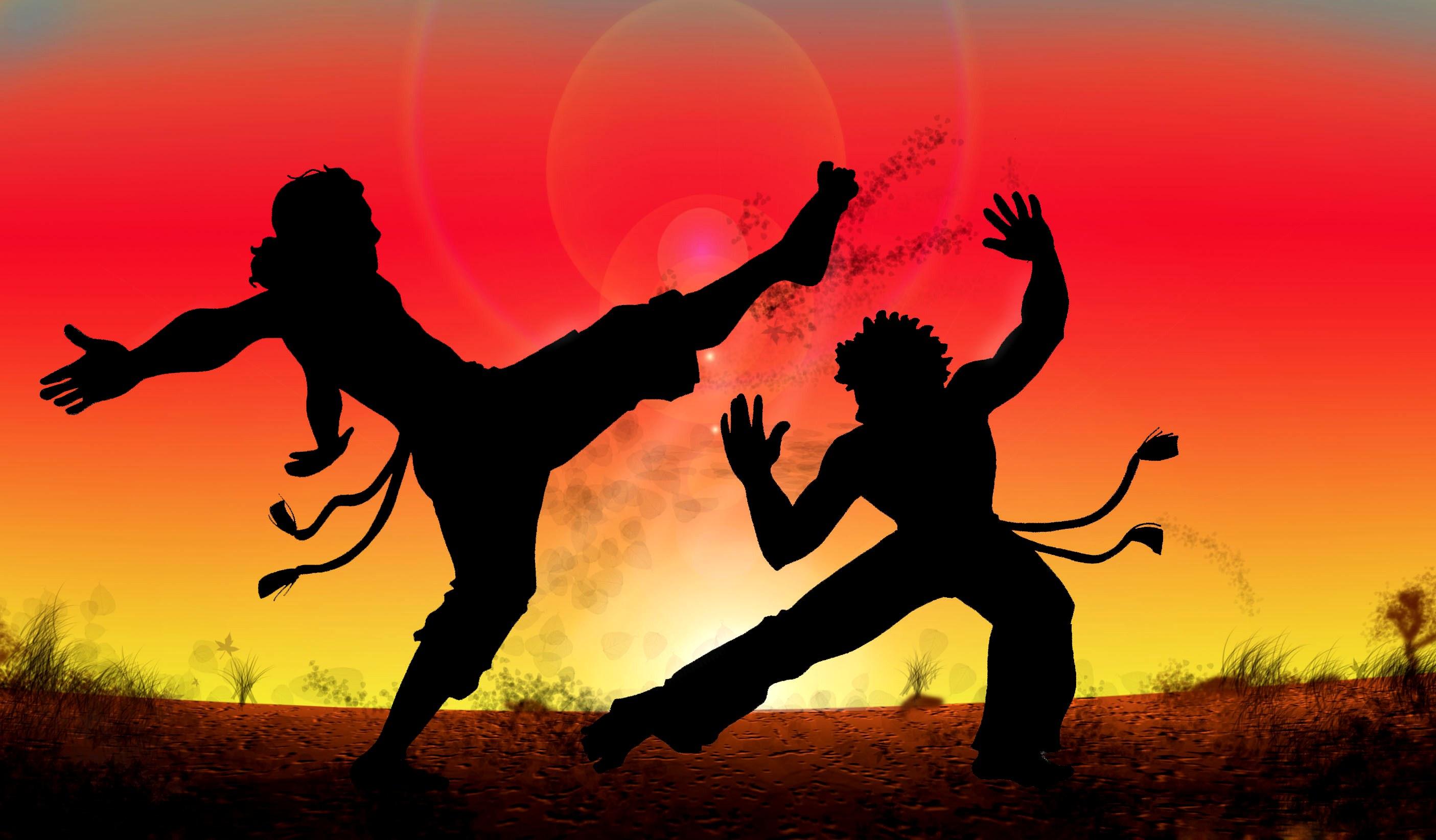 capoeira sesto fiorentino