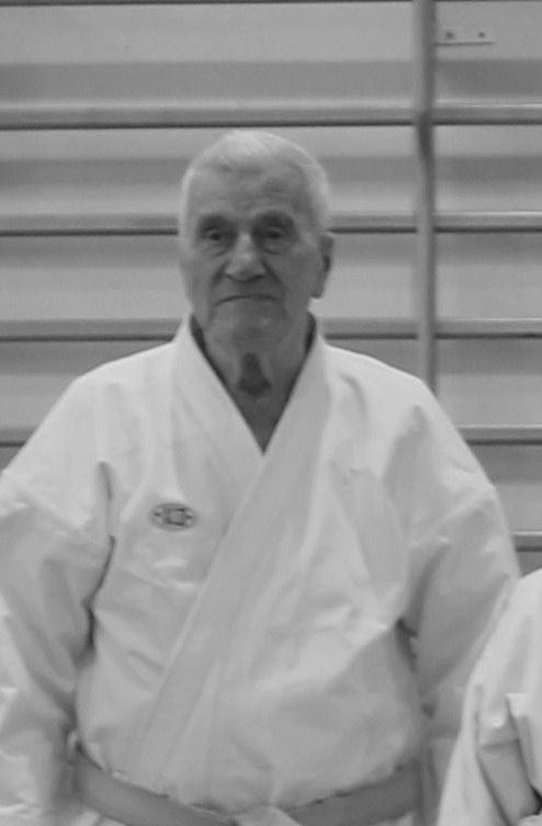 Maestro Karate: Dino Piccini 9° Dan Hanshi