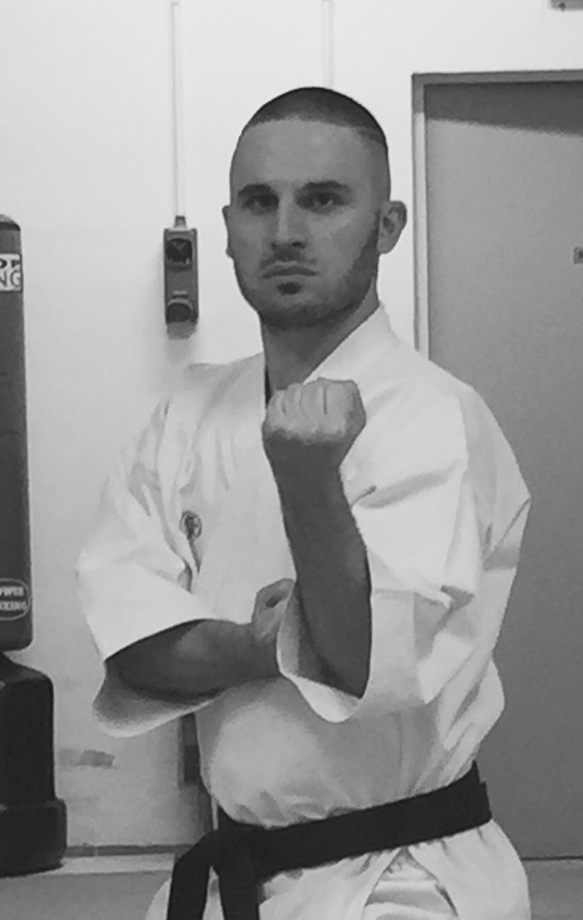 Allenatore karate: Tommaso Donnini 4°Dan